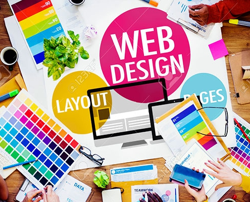 باز طراحی سایت