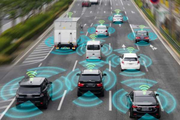 10 قابلیت جذاب اینترنت 5G که در 4G موجود نیست - خودروهای خودران واقعی