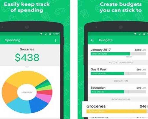 بهترین اپلیکیشن های اندرویدی برای برای مدیریت مالی و بودجه کاربران - دیمن ارتباط