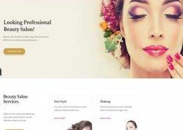 طراحی سایت آموزشگاه مراقبت زیبایی - آریشگاه زنانه - دیمن ارتباط