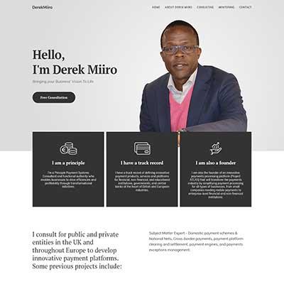 طراحی سایت مربی آموزش - استاد آموزش - دیمن ارتباط