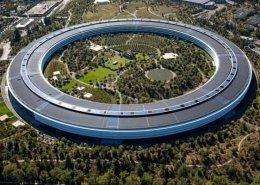 اتصال کاربران آیفون به اینترنت با ماهوارههای اپل!
