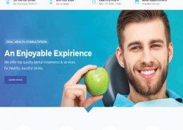 طراحی وب سایت کلینیک دندانپزشکی
